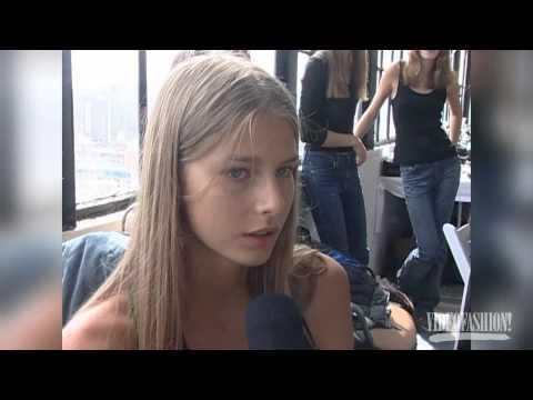 HANA SOUKUPOVÀ | Videofashion's 100 Top Models thumbnail