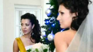 Свадьба Игоря и Вики 23 декабря 2011 года.