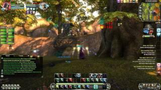 Rift Gameplay lvl30 Mage Necromancer - The Black Garden Warfront PVP HD