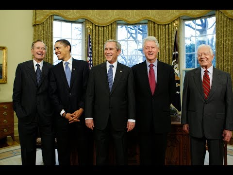 All 5 Living Former US Presidents Launch Appeal for Help for Hurricane Harvey Victims