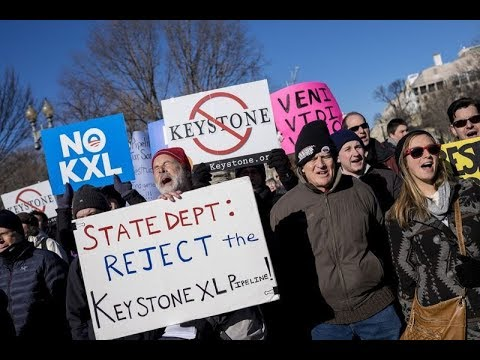 Keystone Pipeline Gets Crucial Clearance to Cross Nebraska