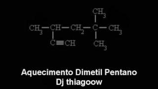 Aquecimento Dimetil Pentano - Dj Thiagoow