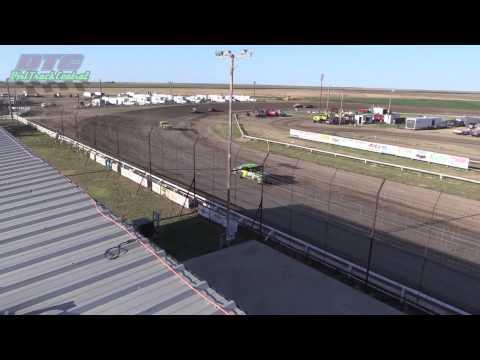 IMCA Hobby Stock Heats Wakeeney Speedway 7 27 14
