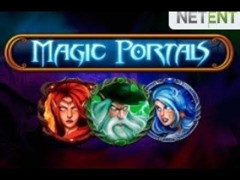 Slot Machine - Magic Portals