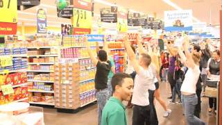 Dallas Kroger Oak Lawn Flash Mob