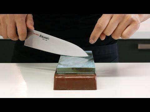 scharfes Messer Kasumi Masterpiece Kochmesser 240mm