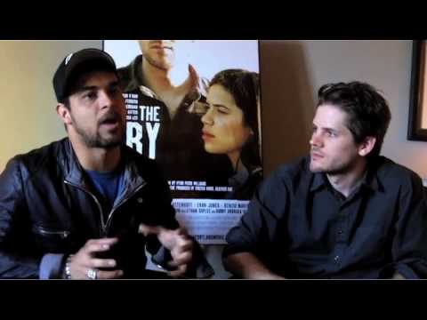 Ryan Piers Williams and Wilmer Valderrama talk THE DRY LAND