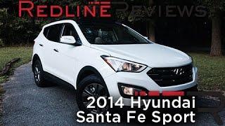 2014 Hyundai Santa Fe Sport – Redline: Review