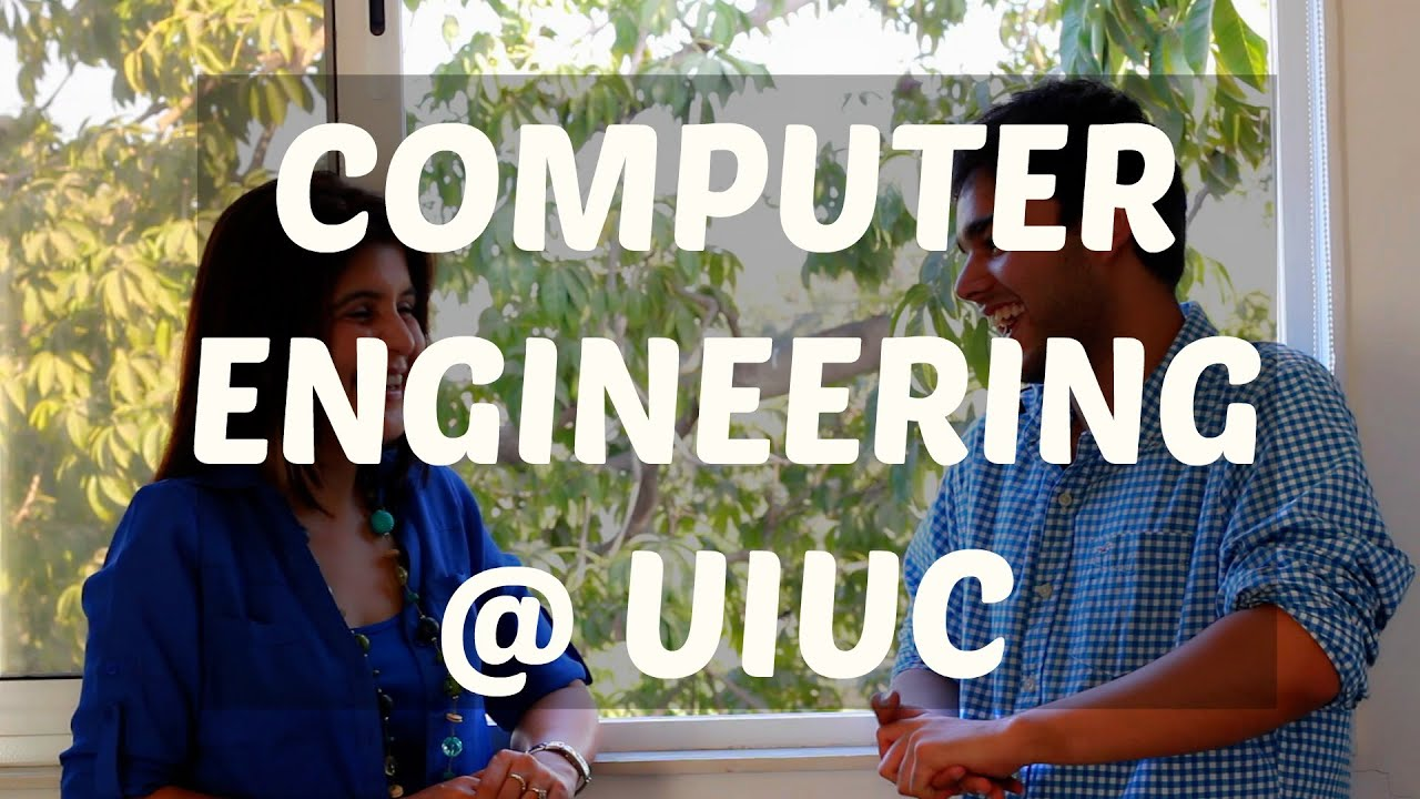Computer Engineering Experience at University of Illinois Urbana Champaign  UIUC #Chet Chat