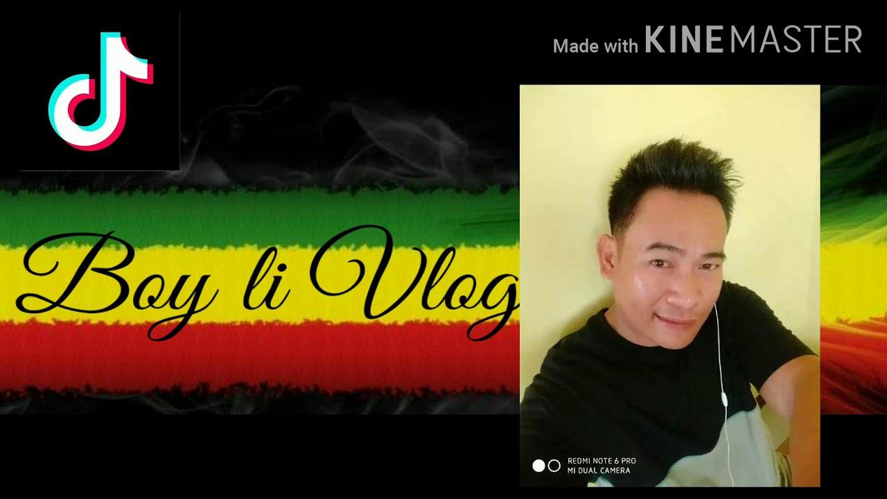 My New Intro Boy Li Vlog Youtube