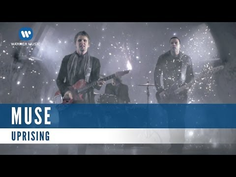 Muse - Uprising (Official Music Video)