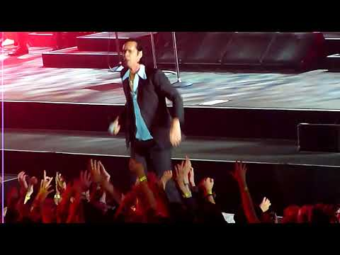 Nick Cave & The Bad Seeds - Higgs Boson Blues - O2 Arena, London - September 2017