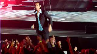 Nick Cave The Bad Seeds Higgs Boson Blues O2 Arena London September 2017
