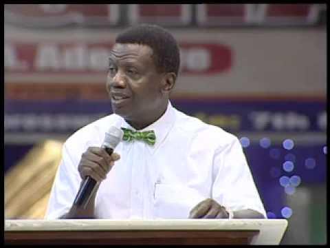 God of Grace by Pastor EA Adeboye