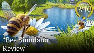 Bee Simulator Review [PS4, Switch, Xbox One, & PC] (Video Game Video Review)