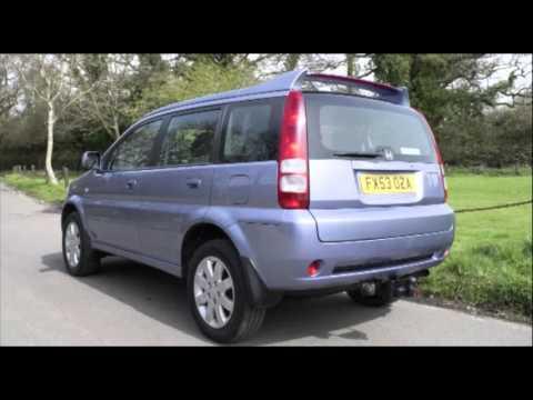 Honda Hrv For Sale >> Honda HR-V 2003 - YouTube