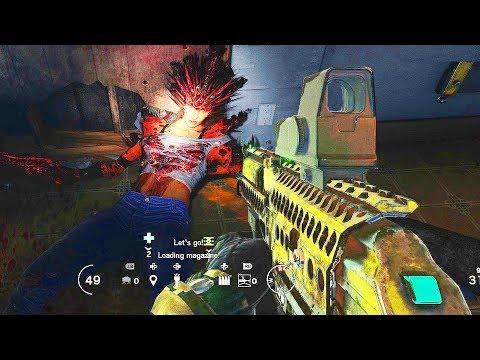 Rainbow Six Siege: Outbreak - Mission #1: The Beginning (Junkyard)