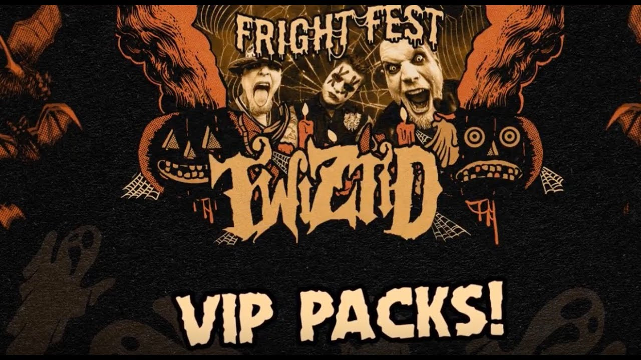 Twiztids Fright Fest Tour Vip Packages Are Going Quick Upgrade