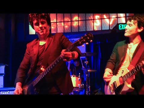 The Longshot - Wild One – Secret Show, Live in Albany