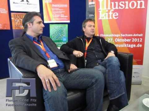 Interview mit M. Barsotti & S. Broedner - 5. Filmmusiktage Sachsen-Anhalt 2012
