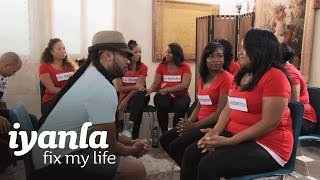 Koro's Emotional Plea: Don't View Black Men as the Enemy | Iyanla: Fix My Life | OWN