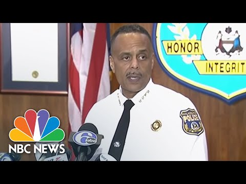 Philadelphia Police Commissioner Apologizes For Starbucks Arrest: I Made It 'Worse' | NBC News