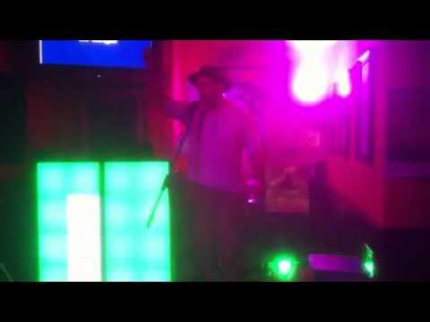 Corki does karaoke