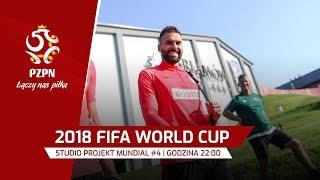 Projekt Mundial #4 - Na żywo