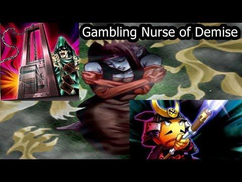 Gamble Nurse Burn of Demise