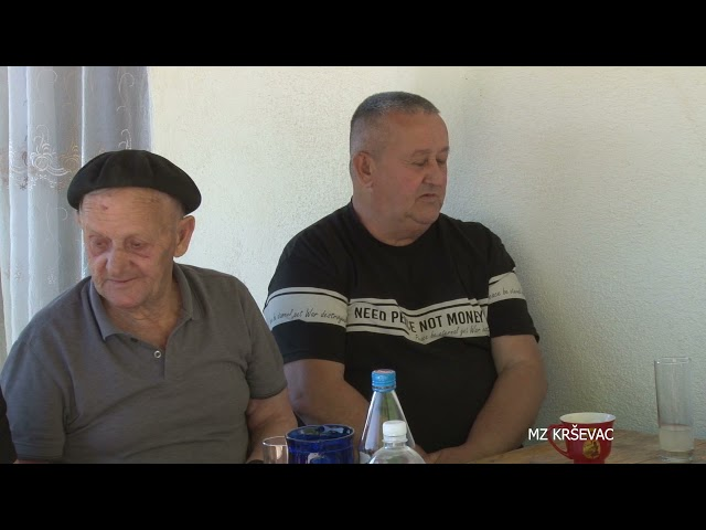 Život na selu - MZ Krševac