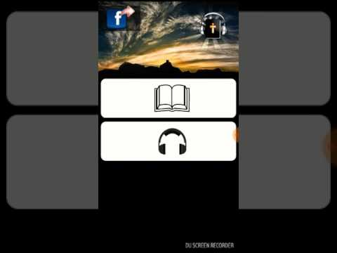Audio Bible MP3 - Android Aplication