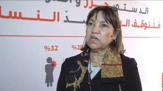 Violence contre les femmes en Tunisie