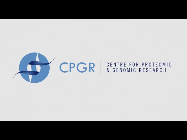 DIPLOMICS Network Partner Profile Series Episode 3 – The Centre for Proteomic and Genomic Research