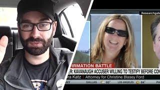 Kavanaugh Accuser Reveals Political Motives
