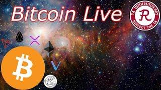 Bitcoin Live : BTC Sunday Weekly Close Stream. Ep. 630.  Crypto Technical Analysis