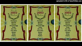 Kisah 2002 malam adalah album musik kompilasi dari band peterpan, quarto, benua, second egg, tulip, ha i pe, two one, gelas, strip band, dan puber. kom...
