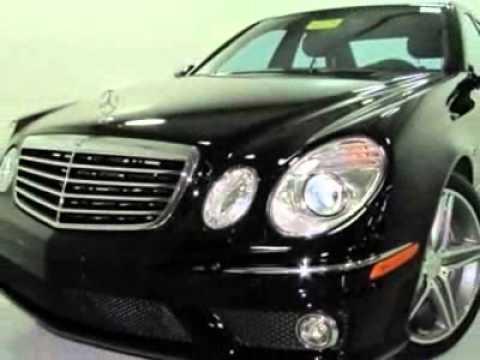 2009 mercedes benz e class e63 amg sedan bethesda md for Mercedes benz bethesda md