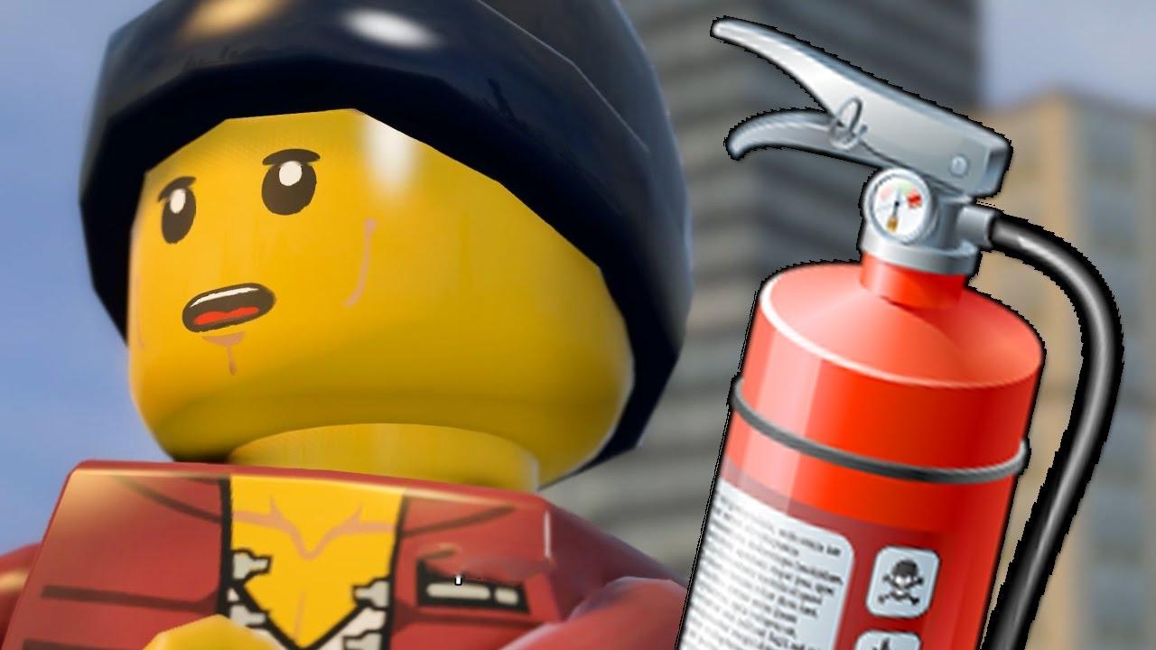 LEGOFan | Обзор LEGO City Undercover Limited Edition - YouTube