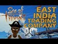 Daddy's EAST INDIA TRADING COMPANY [Sea of Thieves]