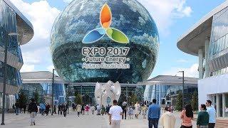 ASTANA EXPO 2017 ЗА 10 МИНУТ (ЗАКРЫТИЕ)