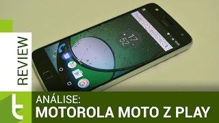 Análise: Motorola Moto Z Play | Review do TudoCelular.com