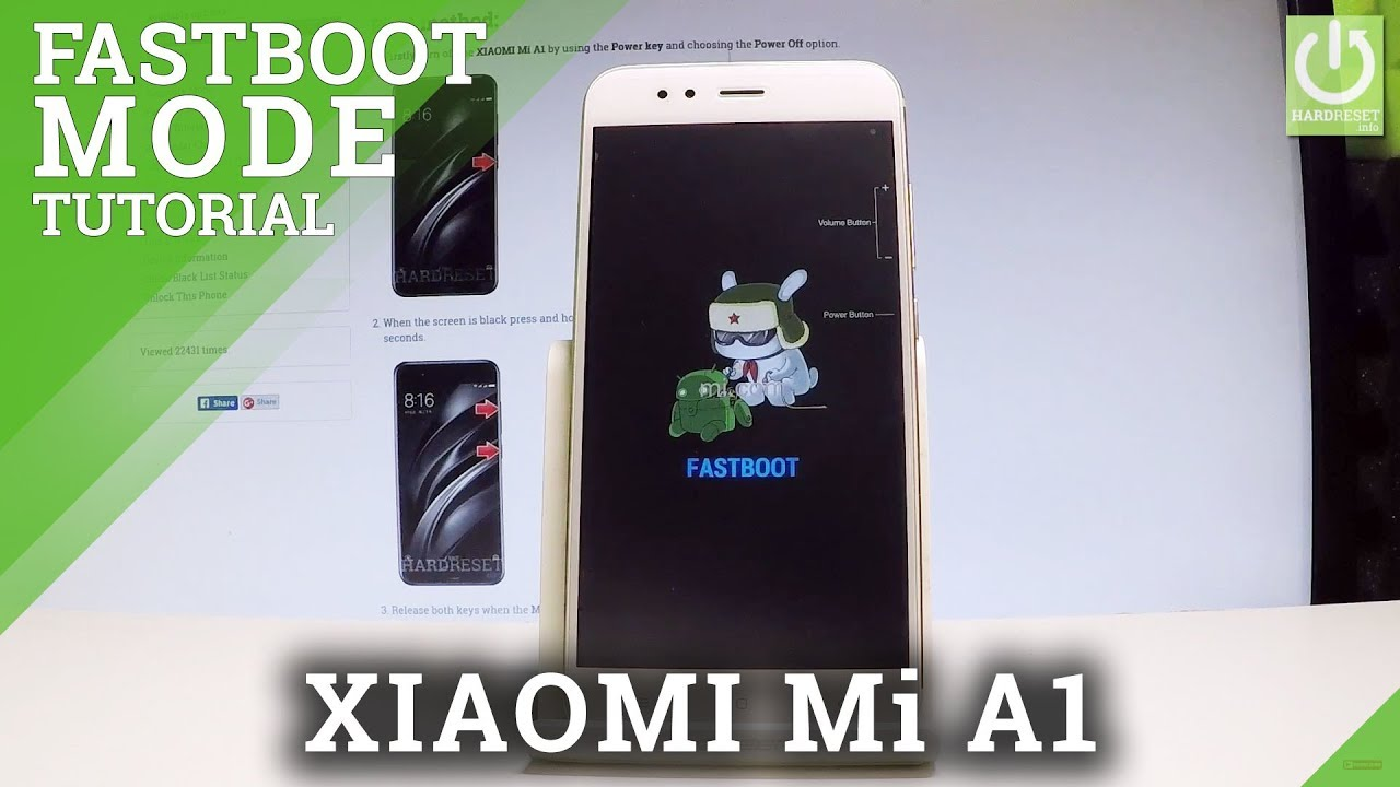 How To Remove Fastboot Mode In Mi