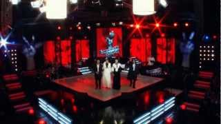 "Inga & Anush ft. Aidin Davoudi, Mart Babayan ""You Will Not Be Alone"""