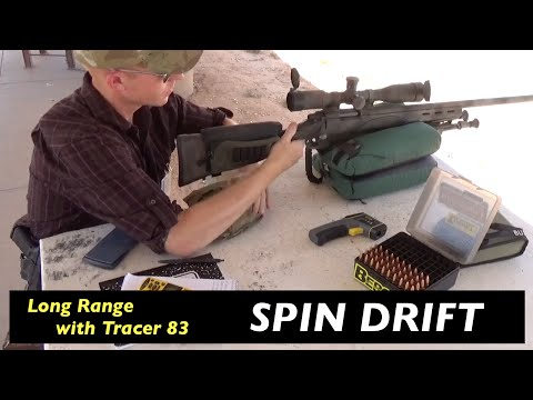 The Truth About Spin Drift (Ballistics for Long Range Shooting)