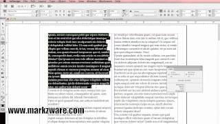 Changing Characters in InDesign with GREP