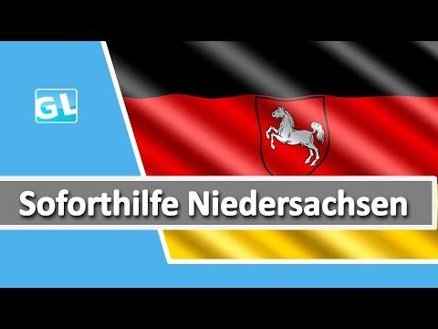 Formular Für Soforthilfe In Niedersachsen Ausfüllen #Coronahilfe