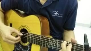 GUITAR TTB - Em vẫn như ngày xưa guitar solo
