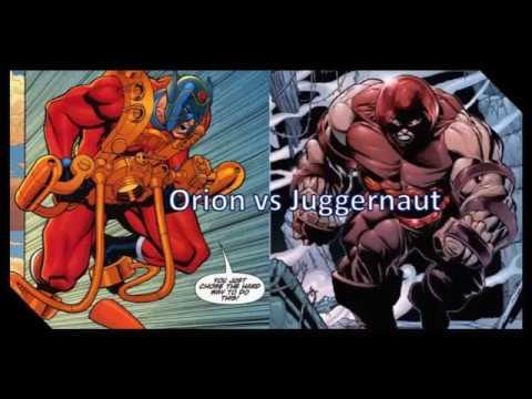 The War Club-Orion vs The Juggernaut