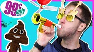 WEIRD 99 Cent Store Toys!