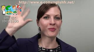 Apprendre l'Anglais en Ligne: Les idiomes 78/100